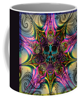 Dead Star Coffee Mug