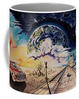 Dead Tree Junction Coffee Mug