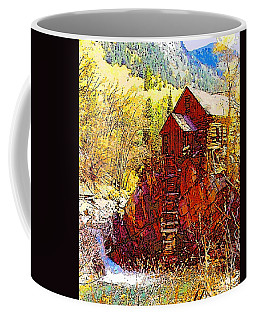 Deadhorse Mill Coffee Mug