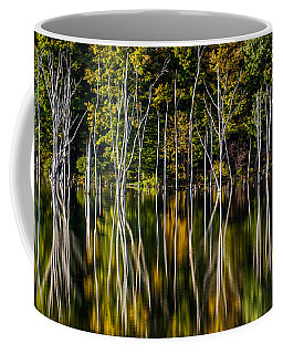 Deadwood Coffee Mug by Mihai Andritoiu
