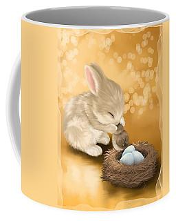 Dear Friend Coffee Mug by Veronica Minozzi
