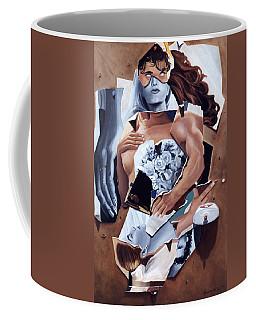 Death Due Us Parts Coffee Mug