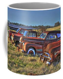 Death Row Facing West Coffee Mug