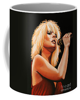 Deborah Harry Or Blondie 2 Coffee Mug