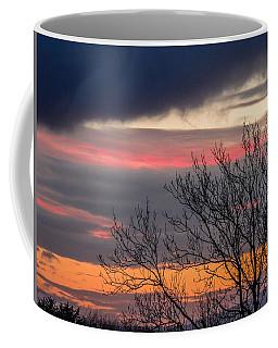 December County Clare Sunrise Coffee Mug