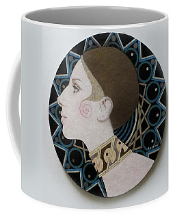 Deco Barbra Coffee Mug