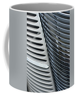 Coffee Mug featuring the photograph Deco Grill by Denise Beverly