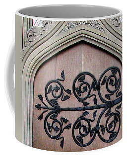 Decorative Hinge Coffee Mug