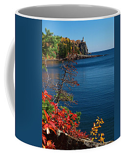 Deep Blue Superior Coffee Mug