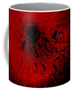 Deep Burning Passion Coffee Mug