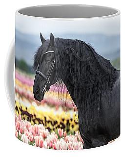 Deep In The Fields Coffee Mug
