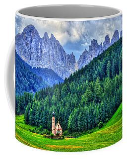 Deep In The Mountains Coffee Mug by Midori Chan
