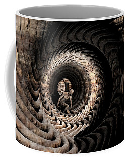 Deep In Thought Coffee Mug