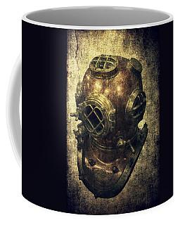 Deep Sea Diving Helmet Coffee Mug