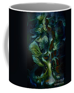 Deep Sea Within Coffee Mug