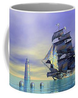 Deep Sleep - Surrealism Coffee Mug