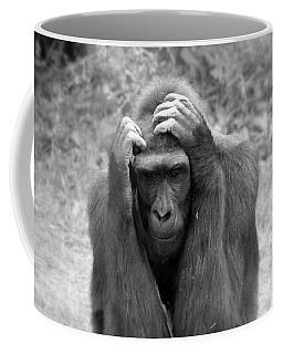 Deep Thoughts Coffee Mug