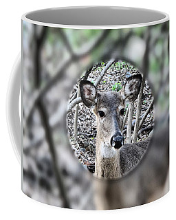Deer Hunter's View Coffee Mug