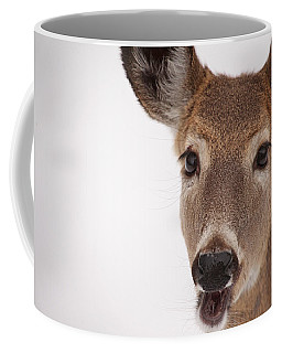 Deer Talk Coffee Mug