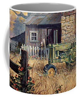 Deere Country Coffee Mug