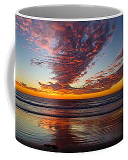 Del Mar Sunset 14 Coffee Mug