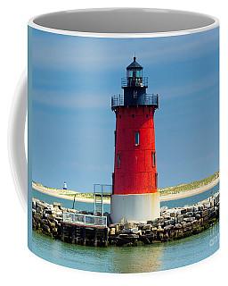 Delaware Breakwater Lighthouse Coffee Mug