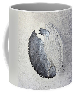 Coffee Mug featuring the painting Delicata II Detail by Ashley Kujan