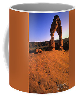 Delicate Arch Coffee Mug by Bob Christopher