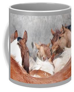 Delicate Illusion Coffee Mug
