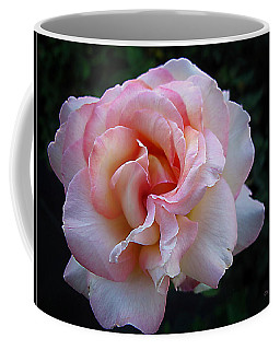 Coffee Mug featuring the photograph Delicate Pink by Joyce Dickens