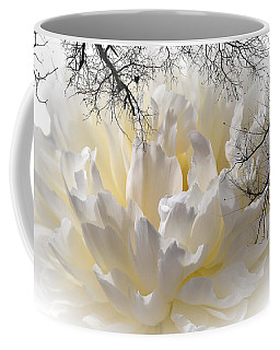 Delicate Coffee Mug by Sherman Perry