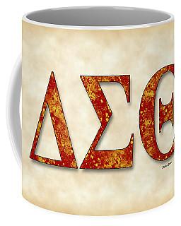 Delta Sigma Theta - Parchment Coffee Mug