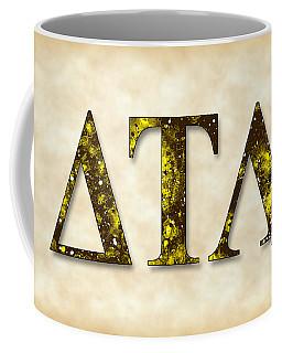 Delta Tau Lambda - Parchment Coffee Mug