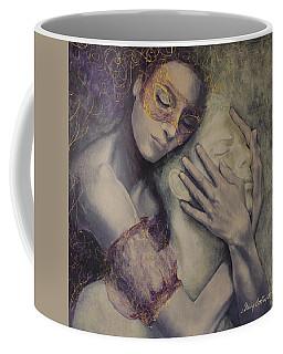 Mask Coffee Mugs