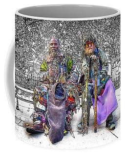 Denizens Coffee Mug by John Haldane