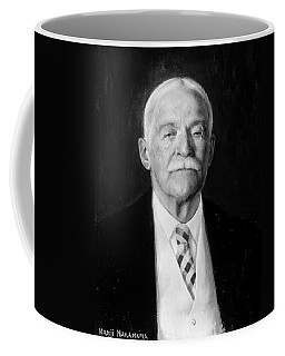 Coffee Mug featuring the painting Denman Waldo Ross (1853-1935) by Granger