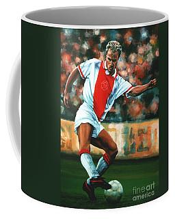 Dennis Bergkamp 2 Coffee Mug