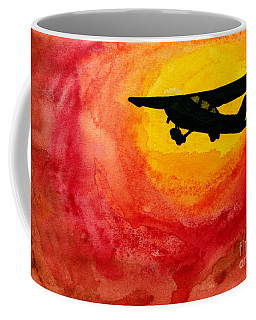 Density Altitude Coffee Mug