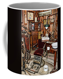Dentist - The Dentist Chair Coffee Mug