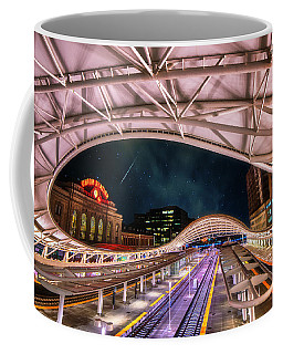 Denver Air Traveler Coffee Mug