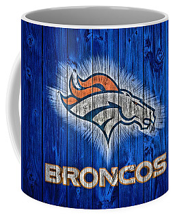 Denver Broncos Barn Door Coffee Mug