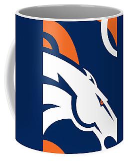 Denver Broncos Football Coffee Mug
