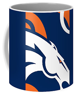 Denver Broncos Football Coffee Mug