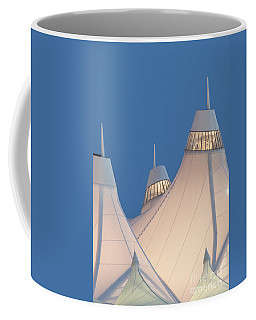 Denver International Airport Coffee Mug