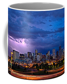 Denver Skyline Coffee Mug