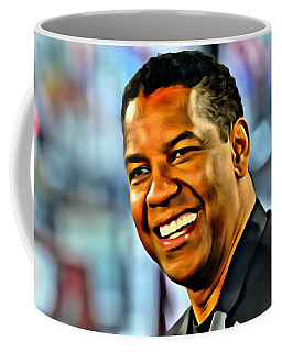 Denzel Washington Coffee Mug