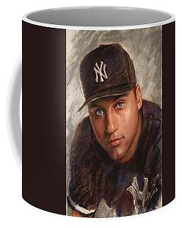 Derek Jeter Coffee Mug