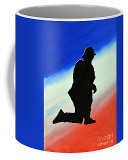 Desert Duty II Coffee Mug