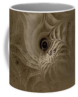 Desert Etching Coffee Mug