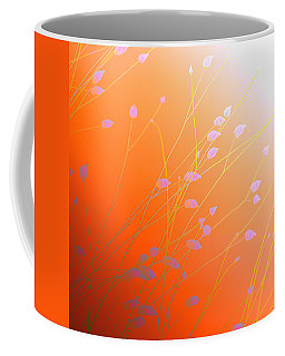 Coffee Mug featuring the photograph Desert Flowers by Holly Kempe